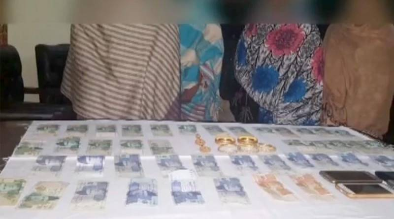Female dacoit gang nabbed in Lahore