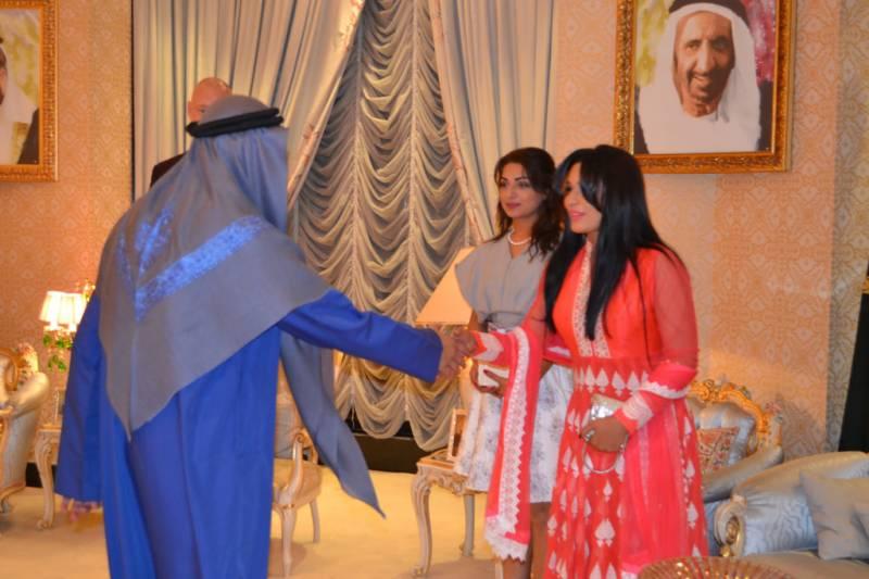 Meera's leaked pics with Emirati tycoon Suhail Mohd Al Zarooni