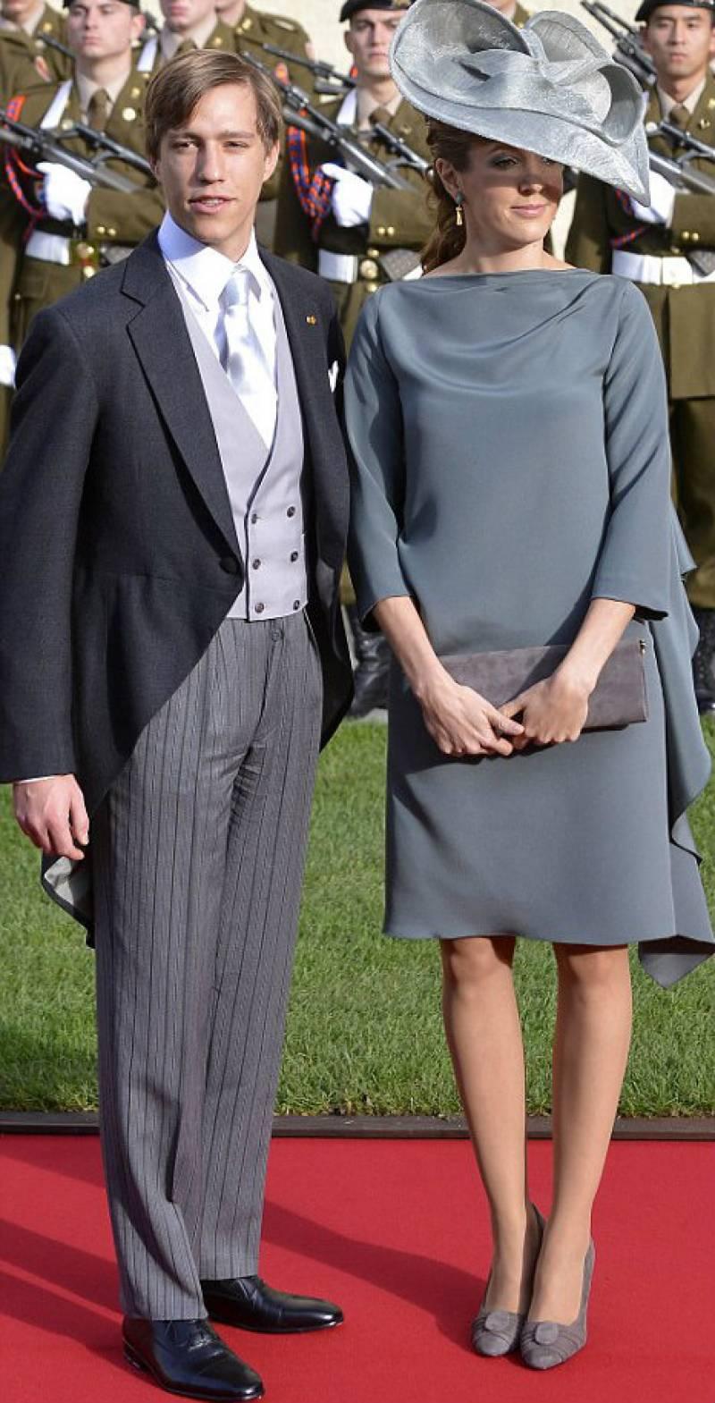 Princess Tessy divorces husband Prince Louis