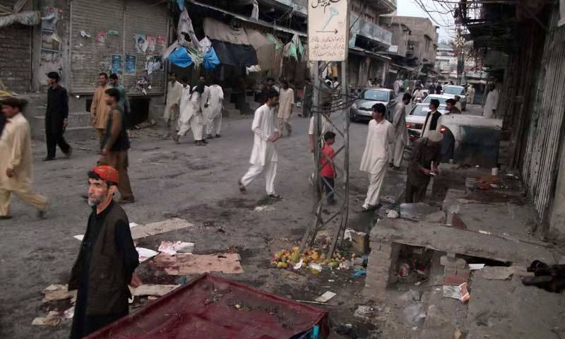 21 killed 50 injured in Parachanar blast