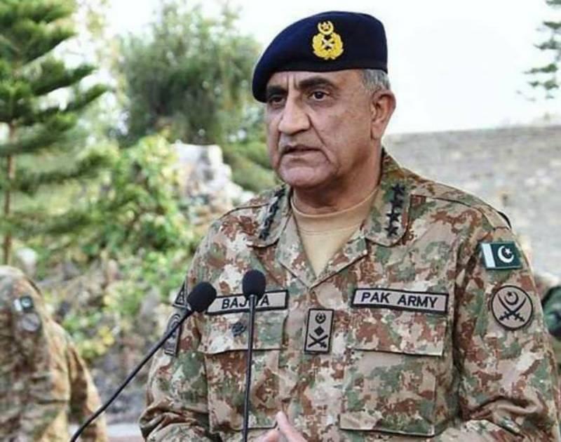 Gen Bajwa visits injured of Parachinar blast, punish bombing perpetrators