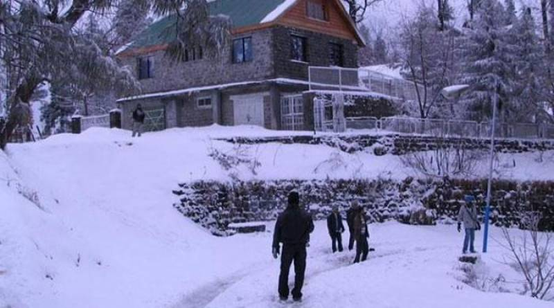 Heavy rain, snow expected across Pakistan