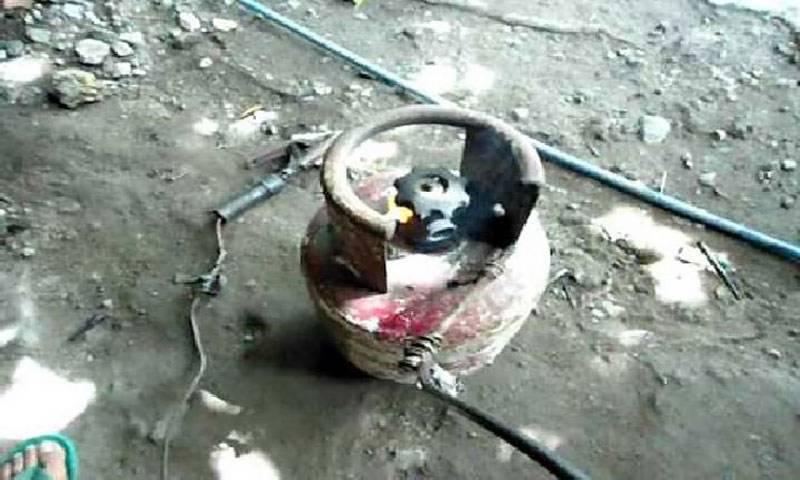 Rawalpindi: Eight injured in cylinder blast