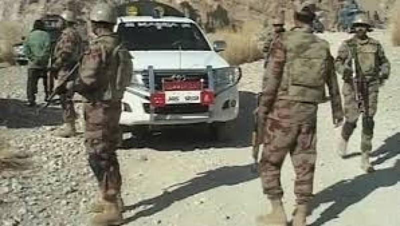 6 FC personnel injured in targeted blast