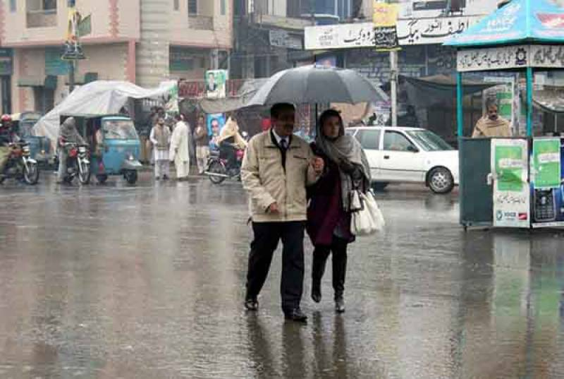 Met predicts heavy rain, snowfall in different parts of Pakistan