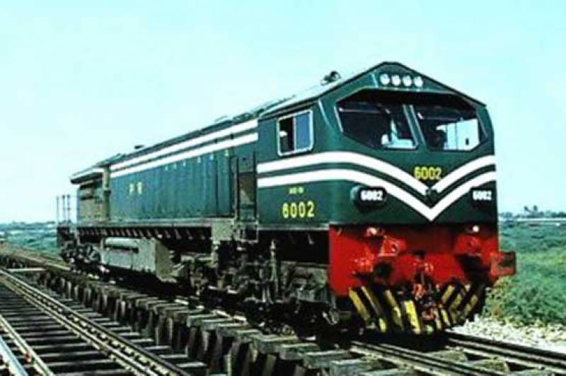 Pakistan Railways boasted with 7 US made locomotives