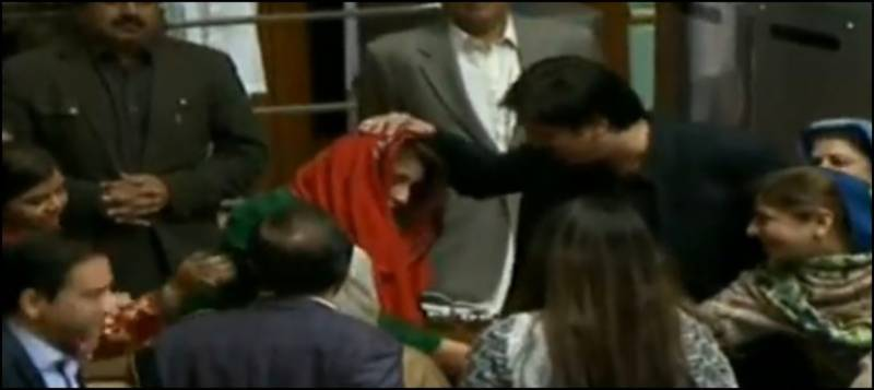 PML-F Nusrat accepts PPP minister's apology over inappropriate remarks