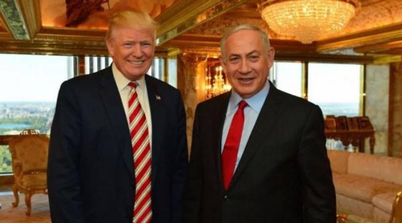 Trump invites Israeli PM to Washington for visit
