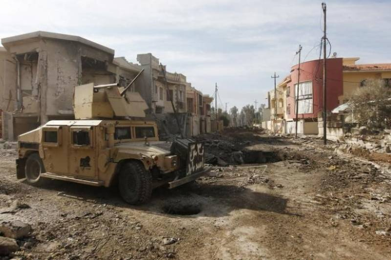 Iraqi forces claim recapture of eastern Mosul