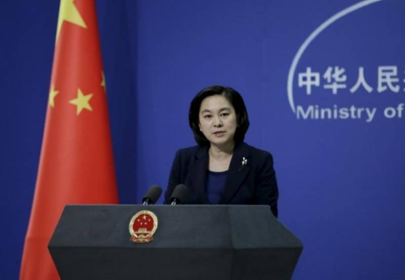 US should act, speak cautiously on South China Sea: China