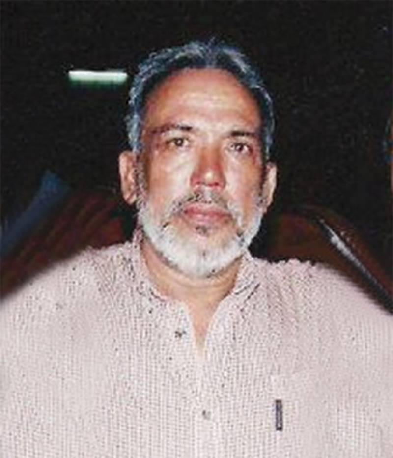 Film director Pervaiz Rana passes away