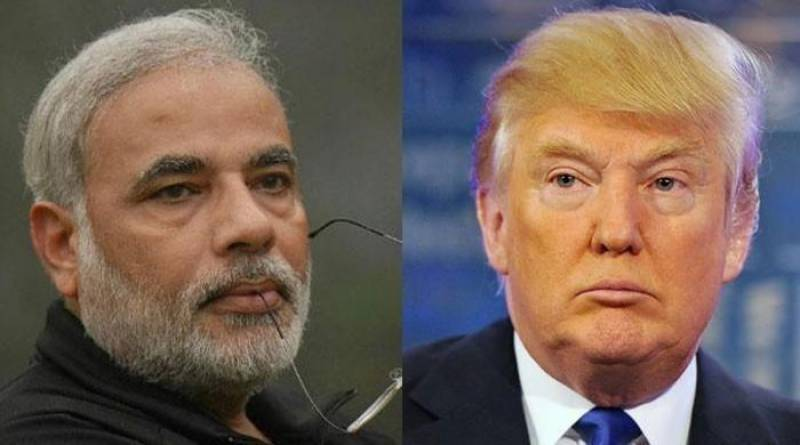 President Trump invites Indian PM to US