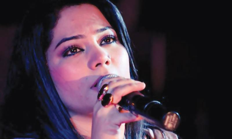 Sanam Marvi rebuffs rumours of being raped, robbed