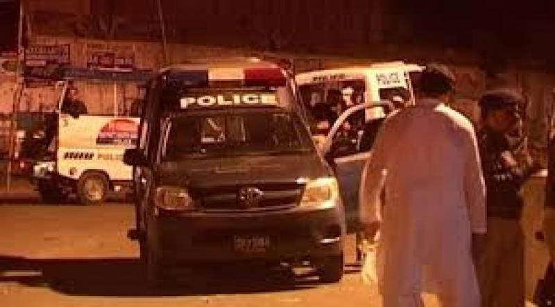 Three corps found in Karachi