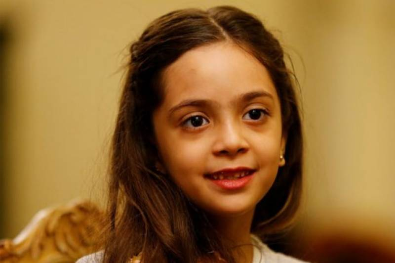 Youngest Syrian blogger girl urges Trump to maintain peace in Syrian