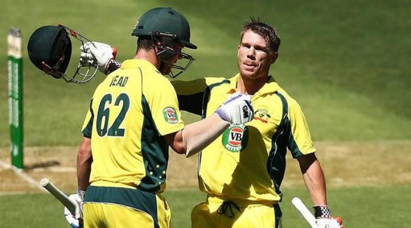 5th ODI: Australia beat Pakistan to clinch series by 4-1