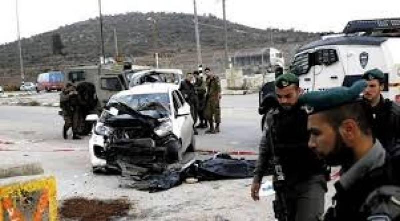 Israeli troops gun down Palestinian driver