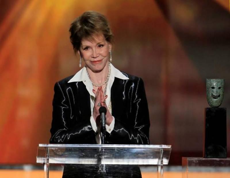 US sitcom star, Mary Tyler Moore dies