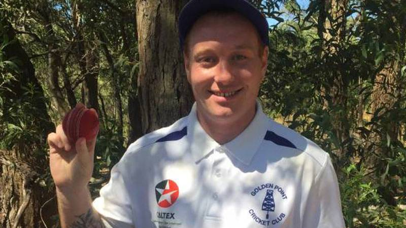 Australian bowler unbelievably took six wickets in an over