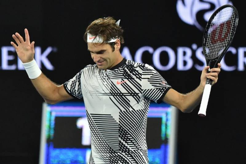 Federer edges Nadal to win Australian Open