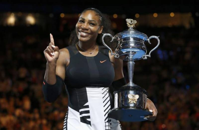 Serena claims 23rd grand slam title