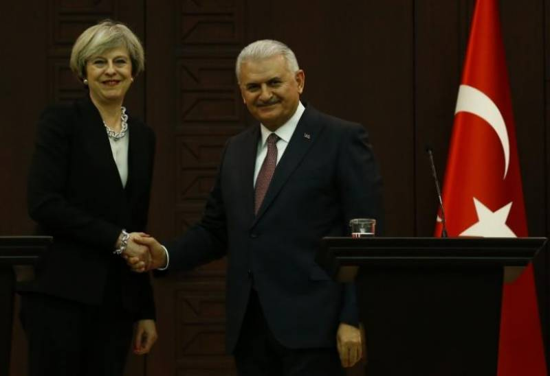 Turkey, UK to sign post-Brexit free trade deal