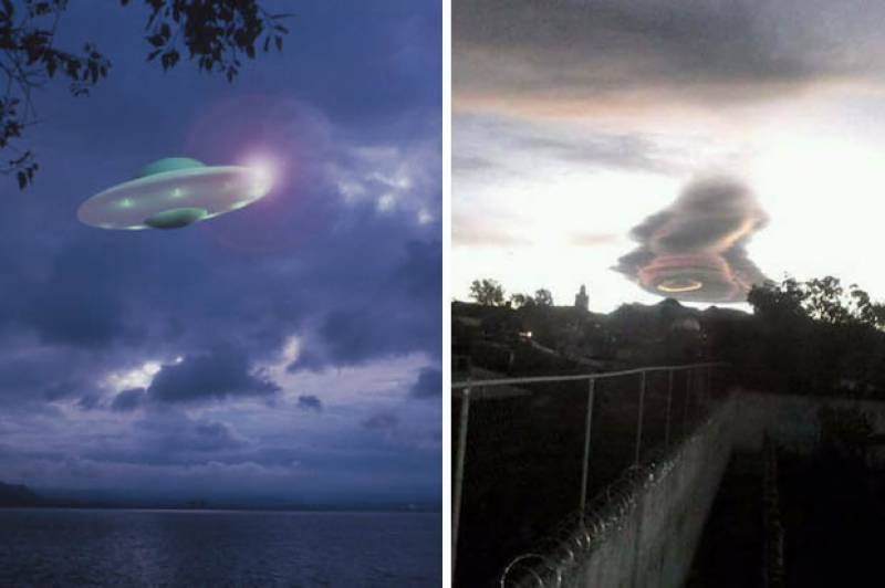 Video: Suspected Aliens found in the Mexican sky