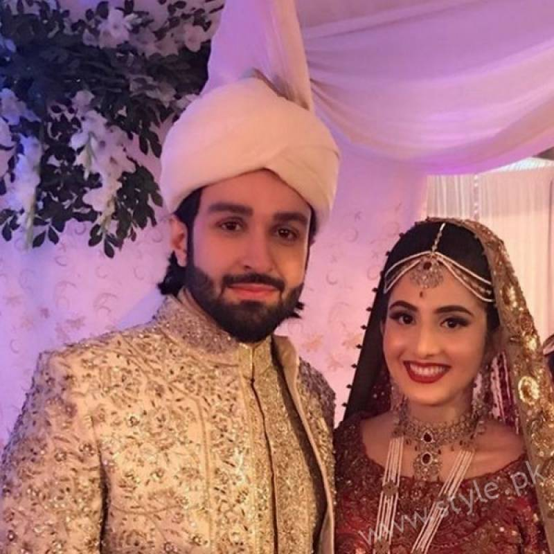 Another Pakistani Bachelor gets married