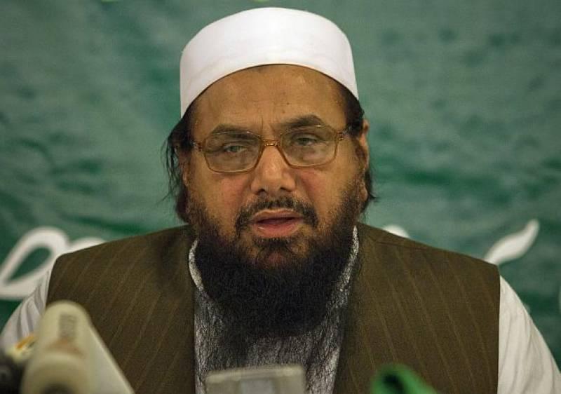 JuD chief Hafiz Saeed placed under house arrest