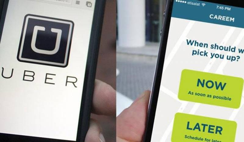 Punjab government announces Uber, Careem 'illegal'