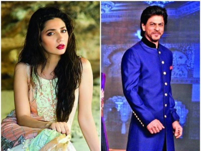 """Raees"" team missed Mahira Khan at their success party"