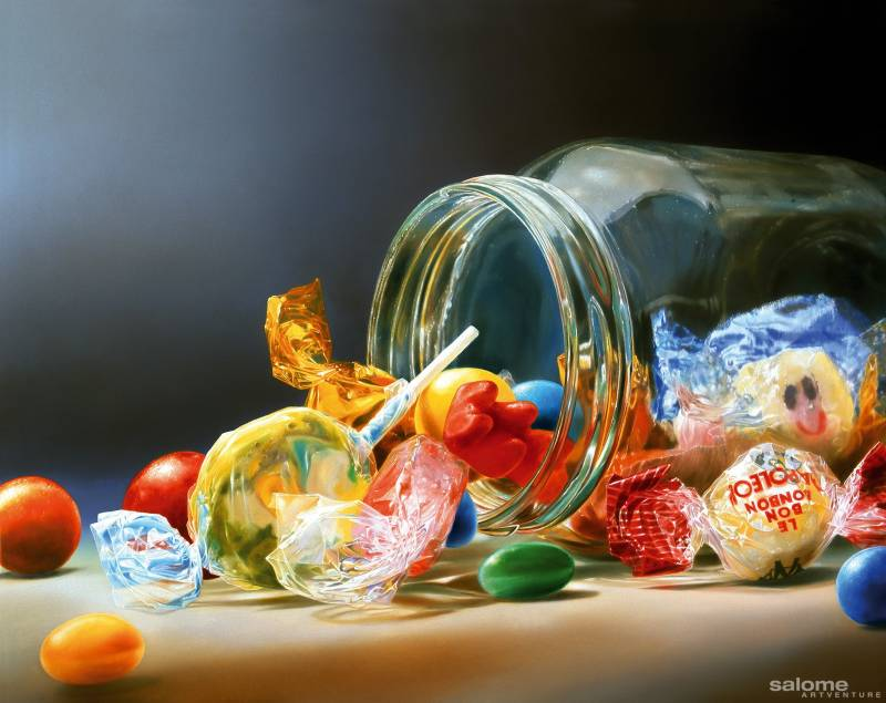 Surprising health benefits of eating Candy
