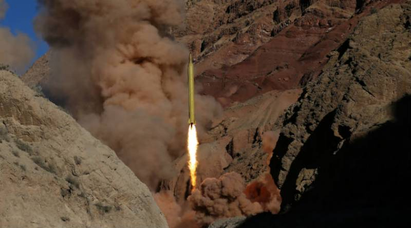 Iran confirms new missile test, says it does not violate nuclear deal