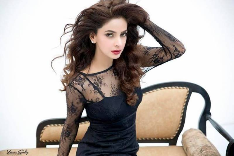 Saba Qamar answers Neelum Muneer's dance in car
