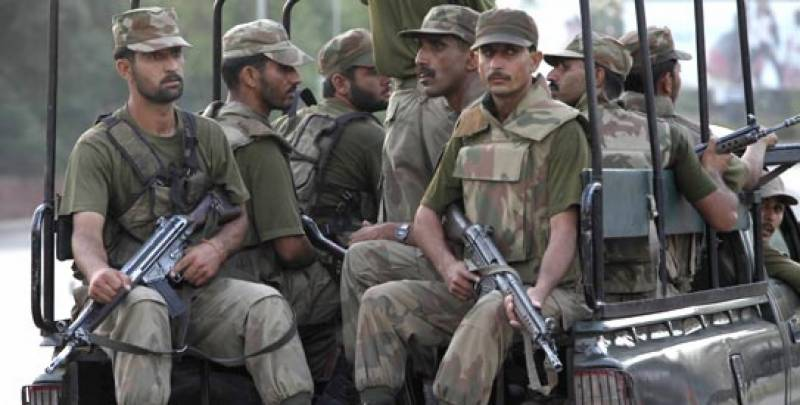 4 terrorists killed in Dera Bugti raid
