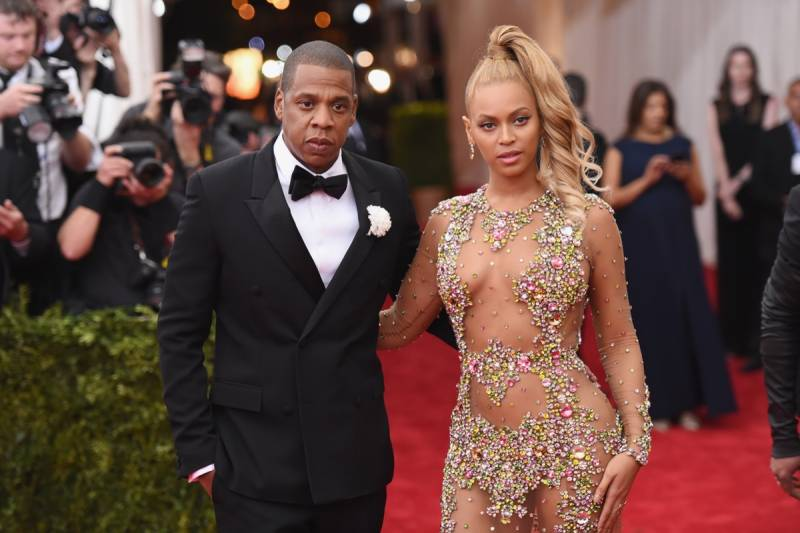 Beyonce is pregnant with twins: Jay Z