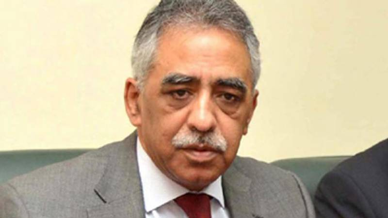 Muhammad Zubair takes oath as Sindh governor