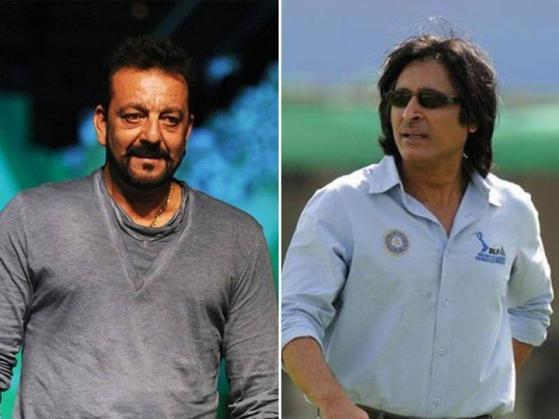 Sanjay Dutt to play lead as Ramiz Raja tries his luck in film making