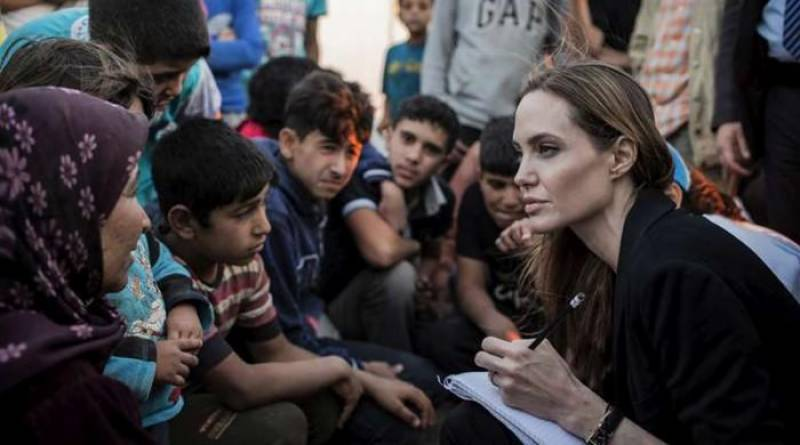 Angelina Jolie calls for ´compassionate America´ over Trump's ban