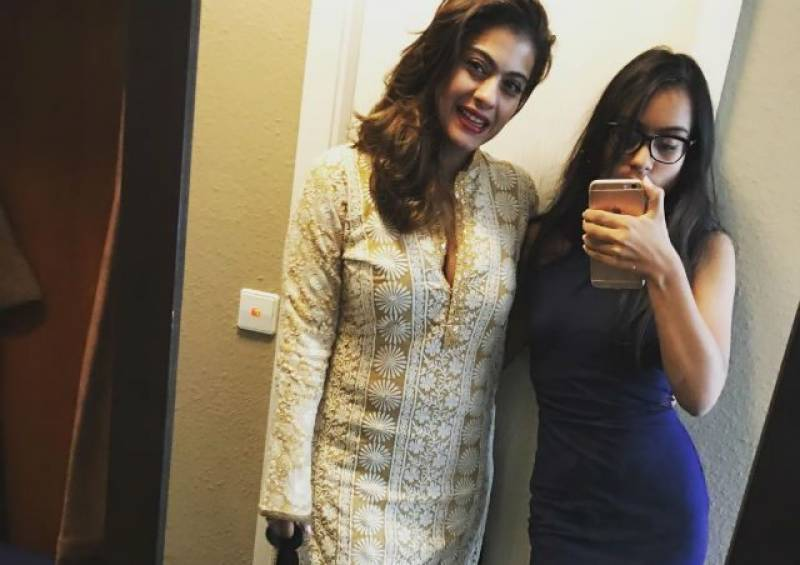 Kajol praised by her daughter on Instagram