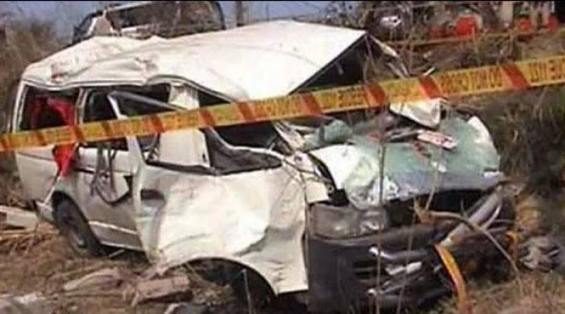 Six schoolchildren die in Layyah road accident