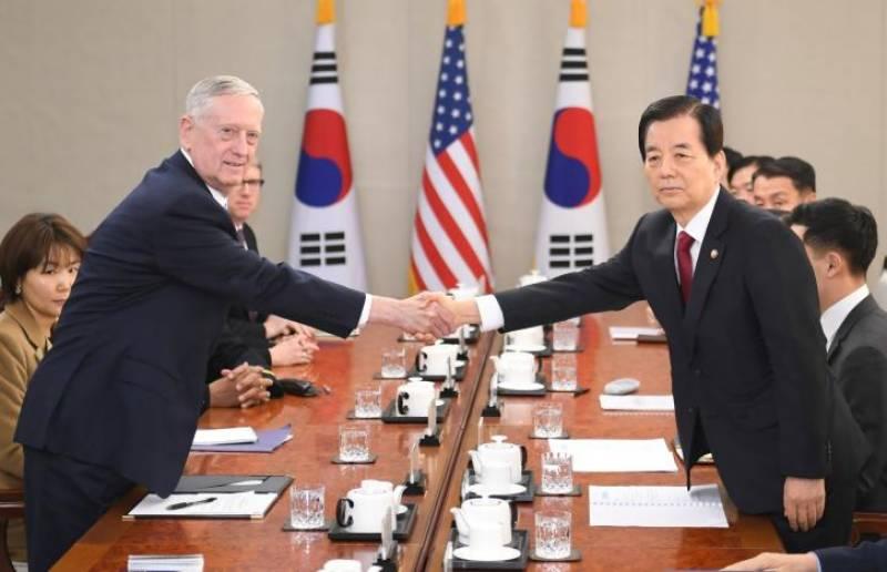 US warns North Korea of relentless response