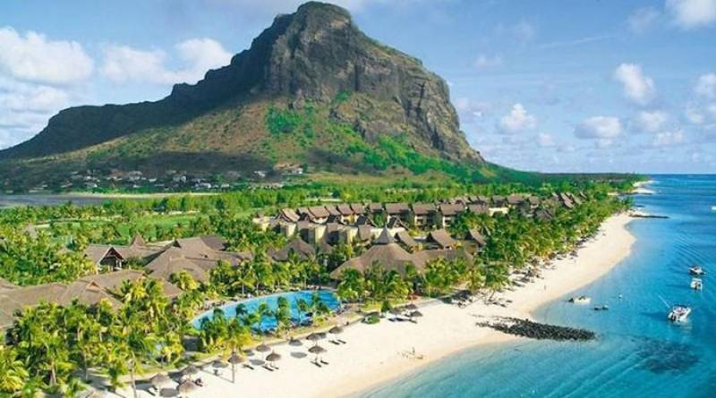 Ancient continent buried under Mauritius: Study