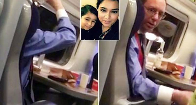 Muslim mother, kid racially abused on UK train