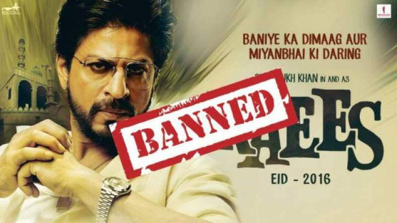 'Raees' banned again in Pakistan due to censored scene