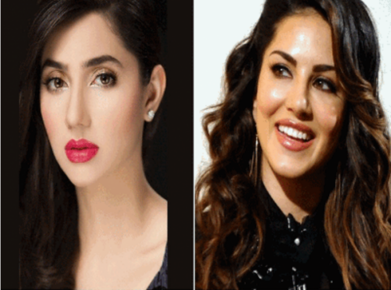 Sunny Leone reveals about Mahira