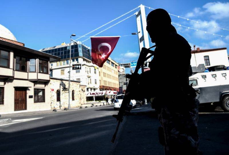 Turkey detains some 400 IS suspects