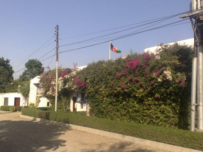 Afghan Consulate shot dead in Karachi