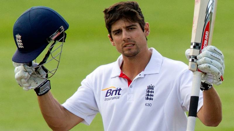 Alastair Cook quits as the English captain