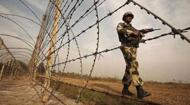 Indian Warmongering: Unprovoked Firing across Working Boundary at Zafarwal sector